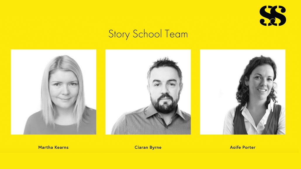 Story School team