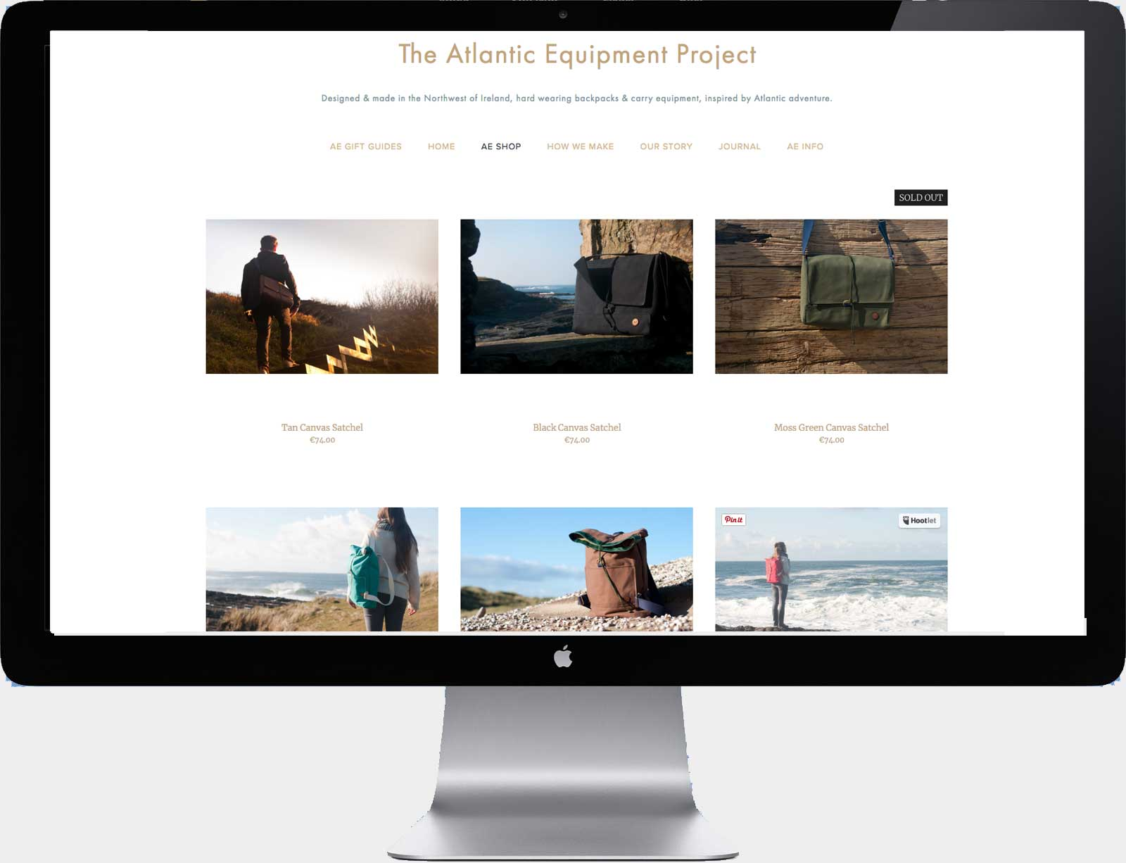 atlantic equipment project