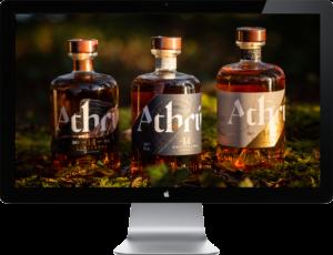athru whiskey