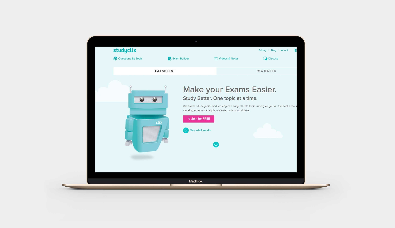 studyclix website